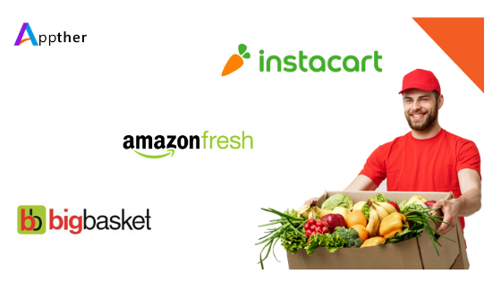 Amazon Grocery, Instakart