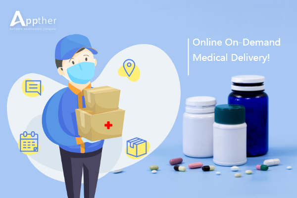On Demand Medical Mobile App