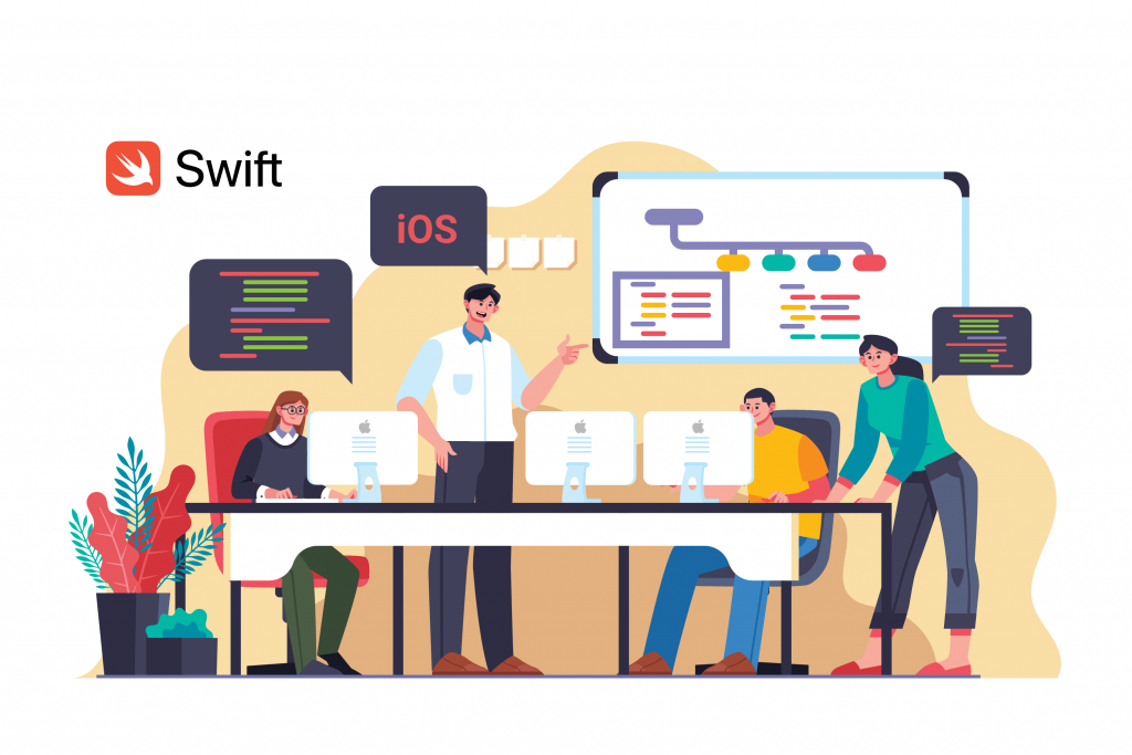 Swift for iOS developer